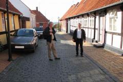 Hans og Jack på Bornholm, 01.09.2008