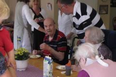 Sture 90 år i Sverige, 21.05.2011