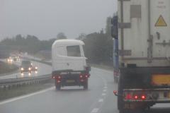 Set på motorvejen, 28.09.2009