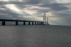Ved Storebæltsbroen, 24.10.2007