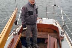 Skipper Mogens på Mulle, 17.10.2015