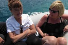 Snart wet girls (Jolla og Marie- Louise) i Croatien, 27.05.2012