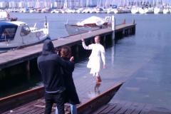 Speciel fotooptagelse i Svanemøllen Havn, 18.06.2015