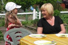 Stures 90 års føsdag, Emma og Marie- Louise, 21.05.2009