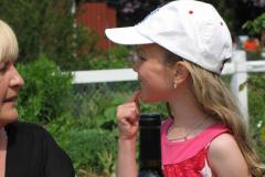 Stures 90 års føsdag, Emma og Marie- Louise,, 21.05.2009