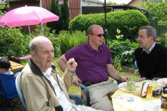Stures 90 års føsdag, Sture, Jonas, Jack, 21.05.2009