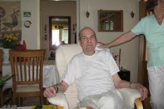 Stures 90 års føsdag, 21.05.2009