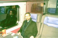 Tømrermester Jack i tog til Jylland, 1999