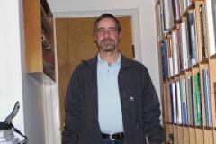 Jack på arbejde i Trørød, 06.2003