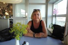 Ved Højer sluse, Marie- Louise, 09.07.2013
