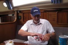 Leif på skivet, 31.07.2010