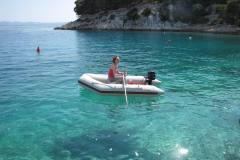 Adriaterhavet, Croatien, 26.05. 2012