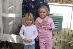 Annette og børnebørnene, 10.03.2007