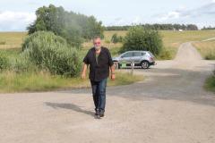Bo ved Krankesjön, 10.07.2013
