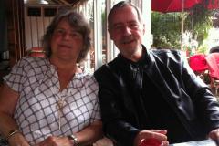 Bror Jack og søster Annette