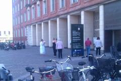 Bryllup på Frbr. Rådhus Jacks arbejde, 14.08.2015