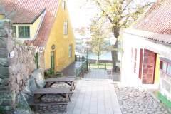 Idyl på Christiansø, 08.06.2003