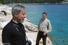 Croatien, Jack og Erik, 26.05.2012