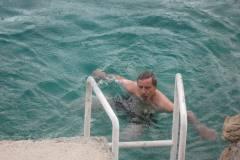Croatien, Jack svømmer, 29.05.2012