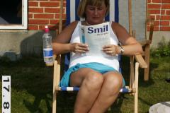 Marie - Louise på Danland, 17.08.2002