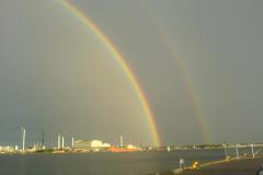 Dobb. regnbue Langelinie, 29.07.2007