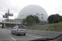 Globen i Stockholm, 09.08.2011