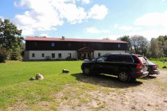 Indkvartering for Henning og Jack på kronhjortejagt i Polen, 21.09.2016