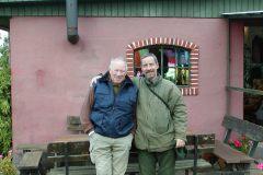 Johannes og Jack har gået på jagt sammen i 58 år, 01.10.2002