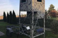 Mobilt jagttårn, 02.10-2017