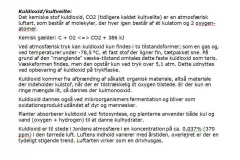 Kuldioxid-Kultveilte